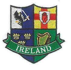 Irish Green Cork Ireland Embroidered Sew-on Cloth Badge Patch Appliqué