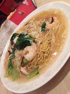 Xin wang Hk Crispy noodle
