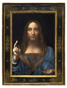 «Спаситель мира» Леонардо да Винчи продан за $450,3 млн на Christie's   The Art Newspaper Russia — новости искусства