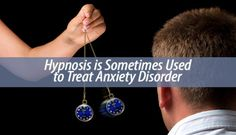 Hypnosis is sometimes used to treat anxiety disorder. This might sound strange but it is actually true. A trained therapist will usually guide the process.
