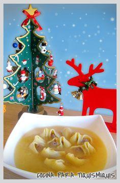 SOPA DE NADAL SOPA DE NAVIDAD Christmas Ornaments, Holiday Decor, Home Decor, Cooking Recipes, Xmas, Decoration Home, Room Decor, Christmas Jewelry, Christmas Decorations