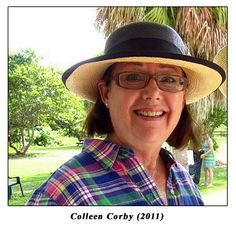 Colleen Corby today - living happily in Coral Gables.