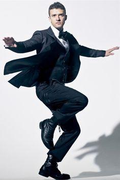 Justin -tuxedo