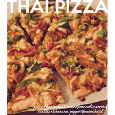 maede.for.you.: Thai Pizza