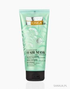 Maska do włosów nadająca blask Natura Estonica - 200 ml