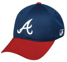"2013 MLB MESH Flex-Fit Atlanta Braves Med/Lg Home Navy/Red Hat Cap Stretch Fitted Heavy . $17.99. We are your team supplier with team qtys available. Another popular seller with retail of over $24.99. Great for all leagues.              6 panel     Structured     (B)Pro Style Mid Crown Profile     Stretch Fit     Premium Jersey Mesh     Polyester     Pre-curved Visor     Q3® Sweatband     3D Replica Logo     TEAM MLB Logo on Left Temple  S/M Fits size 6 1/2"" to 6 7/..."