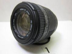 L52CB SIGMA UC ZOOM 70-210mm F4-5.6 φ52 ジャンク_画像1