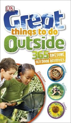 Great Things To Do Outside Book Review http://oombawkadesigncrochet.com/2016/05/29540.html