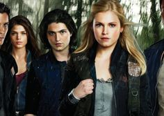 The 100 (2014– ) TV Series  -  60 min  -  Sci-Fi  Set 97 years after a nuclear war has destroyed civilization, when a spaceship housing humanity's lone survivors sends 100 juvenile delinquents back to Earth in hopes of possibly re-populating the planet.  Creator: Jason Rothenberg Stars: Eliza Taylor, Bob Morley, Devon Bostick