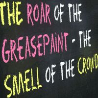The Roar of the Greasepaint, - The Smell of the Crowd is an Anthony Newly musical that I played The Bully in at Dalton Little Theatre Sept. 1987.