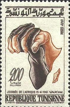 .Republique Tunisienne 1961