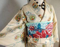 Modern Kimono - Chiwa-Chiwa