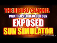 PLANET X THE SUN SIMULATOR ☀ NIBIRU - YouTube