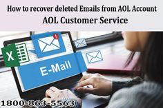 How to #Recover #Deleted #Emails from #AOL Account 1800-863-5563 If they face any error while following them they can contact on #AOLTechnicalSupport +1-800-863-5563 and our skilled and trained technicians will assist them in resolving the issue. #AOLCustomerCare #AOLCustomerService #AOLTechSupport #AOLCustomerCareNumber 1800-863-5563 #AOLCustomerSupport #AOLEmailSupport #AOLSupport #AOLSupportPhoneNumber #AOLEmailCustomerService Read More Here: https://goo.gl/gJ9wZa