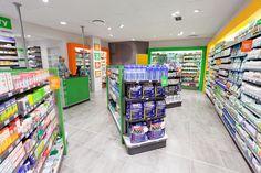 Pharmacy at SPAR on Behance Retail Design, Pharmacy, Pills, Interior, Shopping, Buy Cheap, Pet Shop, South Africa, Drugs
