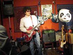 Guitar panda @ Groovers Paradise