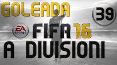 Fifa 16 Ultimate Team Gameplay ITA Walkthrough RTD 1  #39 - Goleada - PS...