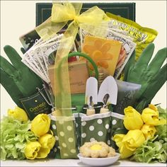 Gardening Basket Gift Ideas find this pin and more on gift basket ideas gardeners Gardening Gift Baskets Mothers Day Gourmet Gardening Gift Basket At Gift Baskets Etc