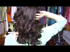 4 Easy Tutorials For No-Heat Curls - Page 4 of 5 - ZoomZee.org