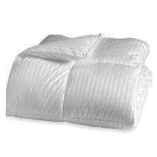 Natural Living® Ingeo™ Comforter, 100% Supima Cotton, 400 Thread Count - Bed Bath & Beyond
