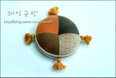 규방공예 : '광목' 으로 만드는 규방공예 소품 이야기 : 네이버 블로그