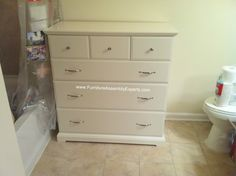 Ikea Birkeland Dresser Embled In Fort Washington Md By Furniture Embly Experts Llc