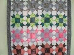 Four seasons quilt pattern and tutorial from Ludlow Quilt and Sew