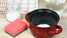Iron Pan, Mugs, Tableware, Green, Footprint, Home Hacks, Natural Remedies, Home Remedies, Food