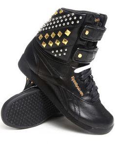 4b84a66171d Reebok - Alicia Keys Freestyle Double Bubble Sneakers. Get it at DrJays.com  Reebok