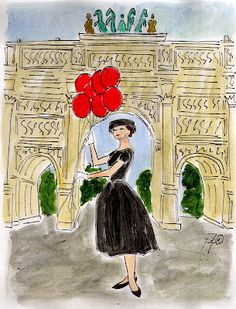 Audrey in Paris by Fifi Flowers  Mother's Day WEEK SPECIAL... 50% OFF EVERYTHING in Fifi Flowers' shop... MUST use the DISCOUNT CODE: MOM50 sale expires May 13th @ NOON California time.