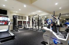 Home Gym! oh my!!