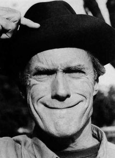 Clint Eastwood | Rare and beautiful celebrity photos