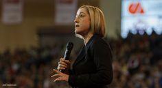 Christine Caine calls on Liberty students to pass 'baton of faith' | Liberty University