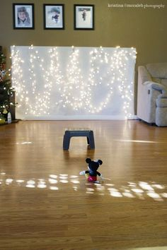 How to: Holiday Light Bokeh - Kristina McCaleb PhotographyKristina McCaleb PhotographyDallas/Fort Worth Newborn ,Children's, and Family Photographer #childrenphotography,