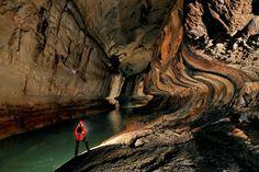 Les grottes du parc national du Gunung Mulu