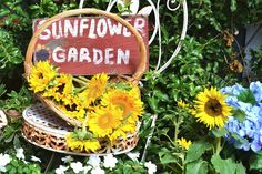 My Painted Garden: Happy Summer Garden Tour