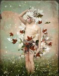 """♥ """"Little Snowflake"""" - Catrin Welz-Stein"""
