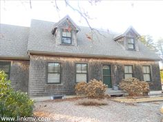 #MarthasVineyard #realestate. Located just off the bike path is this spacious, expanded Cape-style home features four bedrooms and 2 1/2 baths with an open floor plan. Just shy of one and a half acres, this property has a large yard, detached garage with office above, propane heat, and a full basement.  http://www.lighthousemv.com/marthas-vineyard-island-wide-sales-272.html