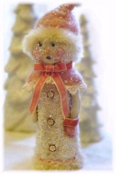 Unique collection of handcrafted Snowmen, Santas & Victorian Christmas Stockings. Some are made in the Folk Art tradition, while others are reminiscent of the Victorian Era. Shabby Chic Christmas, Victorian Christmas, Pink Christmas, Christmas Snowman, Christmas Stockings, Christmas Holidays, Christmas Decorations, Christmas Ornaments, Victorian Crafts