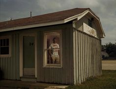 Taryn Simon. Calvin Washington. C&E Motel, Room no. 24, Waco, Texas. Where an Informant Claimed to Have Heard Washington Confess. Served 13 ...