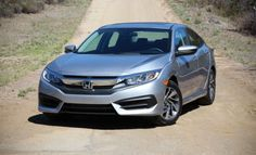 First Look: 2016 Honda Civic - http://blog.carshoez.com/first-look-2016-honda-civic/