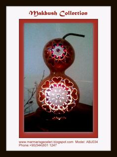 89 authentischen krbis lampen autentici lampade zucca authentic gourd lamp handmade authentic gourd lamps antalya kabak evi pinterest gou - Krbis Tischlampen