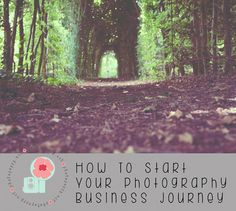 Tips To Starting Your Own Photography Business.  How to start a photography business - Photopoppy.net