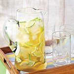 Lemon lime Sangria!!!!!