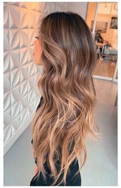 Bronde Balayage, Hair Color Balayage, Balayage Long Hair, Balyage Hair, Honey Balayage, Bronde Haircolor, Balayage Highlights, Balayage Hair Caramel, Baylage