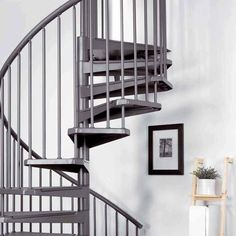Salon on pinterest atelier nova and abs - Escalier interieur castorama ...