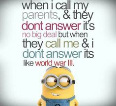 Minions are taking internet by storm there are now everywhere, sharing fun & Love, so we also have more fun for you, here we go with more Funniest Minions Quotes, Enjoy them ALSO READ: Top 25 Funny Graduation Captions ALSO READ: Top 16 Random Funny memes Funny Minion Pictures, Funny Minion Memes, Crazy Funny Memes, Minions Quotes, Really Funny Memes, Funny Relatable Memes, Haha Funny, Funny Texts, Funny Jokes