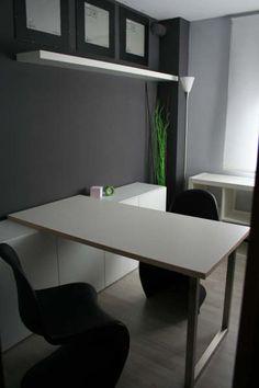 besta y escritorio