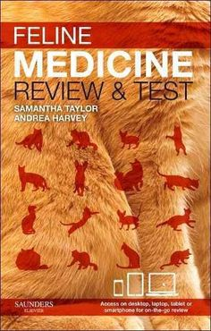 Unlike many feline self-assessment reviews, Feline Medicine - Review Test goes in-depth into more than 70 clinical cases from a panel of international experts. This handy manual covers common health c