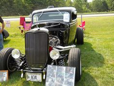 1934 Ford Coupe Street Rod Car